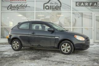 Used 2008 Hyundai Accent L ***JAMAIS ACCIDENTE*** for sale in Québec, QC