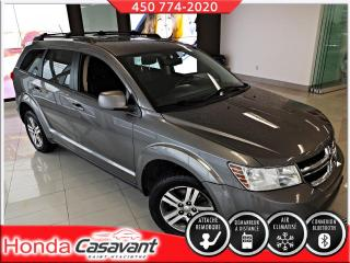Used 2012 Dodge Journey SXT FWD-HITCH/DEM DISTANCE/LONGER. TOIT for sale in St-Hyacinthe, QC