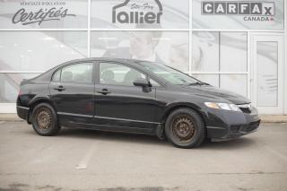 Used 2009 Honda Civic DX-G ***JAMAIS ACCIDENTÉ*** for sale in Québec, QC