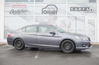 Used 2015 Toyota Camry **CECI EST UN HONDA ACCORD EX-L 2015** for sale in Québec, QC