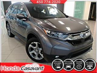 Used 2018 Honda CR-V EXL AWD-GR. HS/CUIR/ SIÈGES CHAUF. AV+AR for sale in St-Hyacinthe, QC