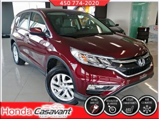 Used 2016 Honda CR-V SE AWD - CAM RECUL/PARE-BRISE CHAUFF. for sale in St-Hyacinthe, QC