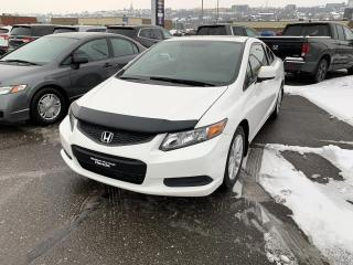 Used 2012 Honda Civic 2 portes, boîte automatique EX for sale in Rivière-Du-Loup, QC