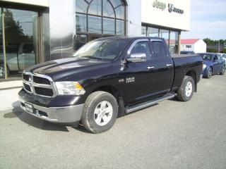 Used 2016 RAM 1500 Cabine quad 4RM, 140,5 po SLT for sale in Lorrainville, QC