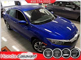 Used 2017 Honda Civic LX MANUELLE- À VOIR! for sale in St-Hyacinthe, QC