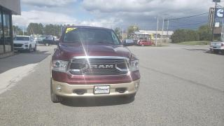 Used 2017 RAM 1500 Longhorn cabine d équipe 4RM 149 po for sale in Lorrainville, QC