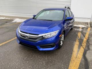 Used 2017 Honda Civic LX 4 portes CVT for sale in Rivière-Du-Loup, QC