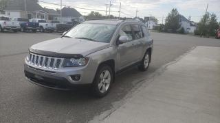 Used 2016 Jeep Compass High Altitude 4 portes 4RM for sale in Lorrainville, QC