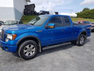 Used 2011 Ford F-150 4WD SuperCab FX4 for sale in Lac-Etchemin, QC