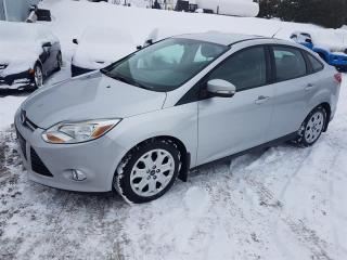Used 2012 Ford Focus 4DR SDN SE for sale in Lac-Etchemin, QC