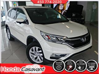 Used 2015 Honda CR-V EX AWD-TOIT OUVRANT/SIÈGES ÉLECT/MAGS for sale in St-Hyacinthe, QC