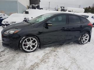 Used 2013 Ford Focus 5dr HB ST for sale in Lac-Etchemin, QC