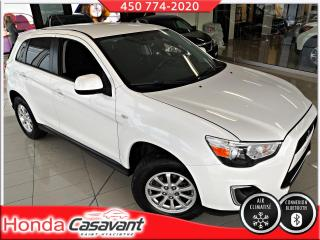 Used 2013 Mitsubishi RVR SE 4WD -BLUETOOTH/CRUISE/TAPIS D'HIVERS for sale in St-Hyacinthe, QC