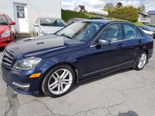 Used 2014 Mercedes-Benz C-Class 4dr Sdn C 300 4MATIC for sale in Lac-Etchemin, QC