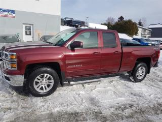 Used 2015 Chevrolet Silverado 1500 4WD Double Cab LT for sale in Lac-Etchemin, QC
