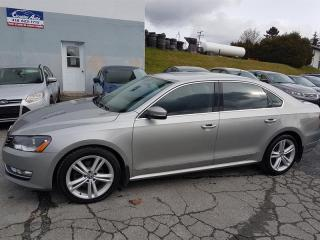 Used 2013 Volkswagen Passat 4dr Sdn 2.0 TDI Highline for sale in Lac-Etchemin, QC