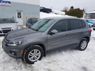 Used 2013 Volkswagen Tiguan 4dr Auto for sale in Lac-Etchemin, QC