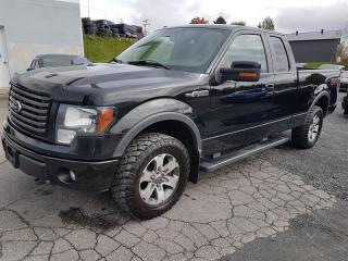 Used 2012 Ford F-150 4WD SuperCab FX4 for sale in Lac-Etchemin, QC