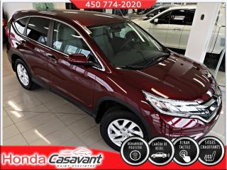 Used 2016 Honda CR-V SE, AWD - HITCH/CRUISE/BLUETOOTH for sale in St-Hyacinthe, QC