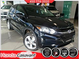 Used 2016 Honda HR-V EX 2RM MAN - DÉFLECTEUR/HITCH/TOIT OUVRA for sale in St-Hyacinthe, QC