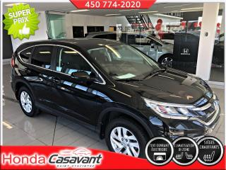 Used 2016 Honda CR-V AWD EXL - TOIT OUVRANT/CUIR/CACHE-BAGAGE for sale in St-Hyacinthe, QC