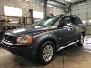 Used 2005 Volvo XC90 2.5L 5dr Wgn AWD Turbo for sale in St-Constant, QC