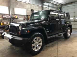 Used 2011 Jeep Wrangler 4WD 4dr 70th Anniversary *Ltd Avail* for sale in St-Constant, QC