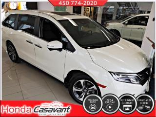 Used 2018 Honda Odyssey EX AUTO-GR. HS/TOIT OUV./SIÈGES ÉLECT. for sale in St-Hyacinthe, QC