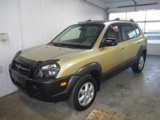 Used 2005 Hyundai Tucson 4dr GL FWD 2.7L Auto for sale in St-Félicien, QC