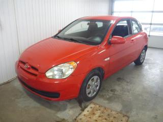 Used 2008 Hyundai Accent 3DR HB for sale in St-Félicien, QC