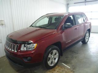 Used 2011 Jeep Compass FWD 4DR for sale in St-Félicien, QC
