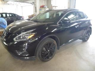 Used 2018 Nissan Murano midneightAWD for sale in St-Félicien, QC