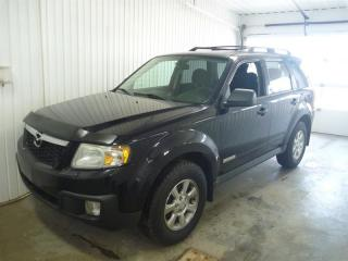 Used 2008 Mazda Tribute AWD V6 Auto for sale in St-Félicien, QC