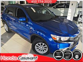 Used 2017 Mitsubishi RVR SE 2.0L AWD - MAGS/BLUETOOTH/CRUISE for sale in St-Hyacinthe, QC
