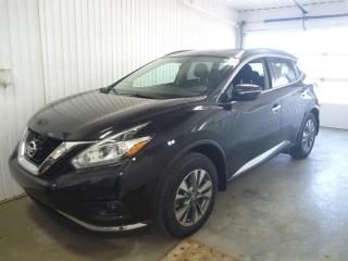 Used 2015 Nissan Murano SV AWD 4dr for sale in St-Félicien, QC