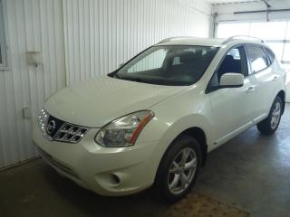 Used 2011 Nissan Rogue SV FWD 4dr for sale in St-Félicien, QC