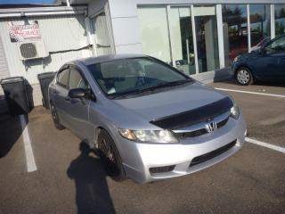 Used 2010 Honda Civic 4DR AUTO for sale in St-Félicien, QC