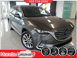 Used 2017 Mazda CX-9 GT AWD-GPS/CUIR/VOL. CHAUFF/SIÈGES ÉLECT for sale in St-Hyacinthe, QC