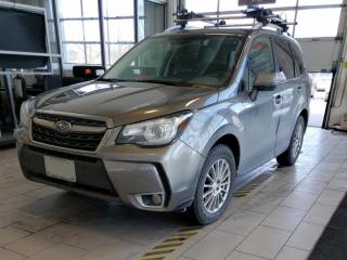 Used 2017 Subaru Forester 2.0XT Limited LEATHER  ROOF  NAVI  BLIS  HK for sale in Ottawa, ON