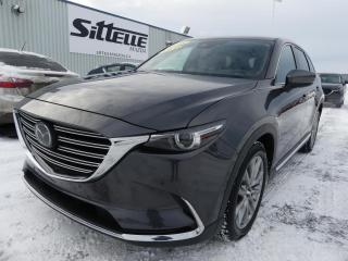 Used 2018 Mazda CX-9 GT / AWD / CUIR ET TOIT OUVRANT for sale in St-Georges, QC