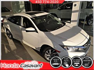 Used 2016 Honda Civic EX 4 portes CVT for sale in St-Hyacinthe, QC