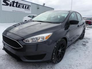 Used 2015 Ford Focus S / A/C / JAMAIS ACCIDENTE for sale in St-Georges, QC