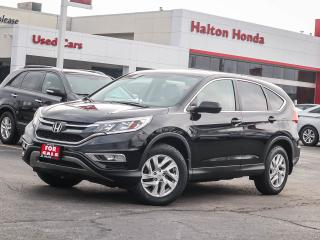 Used 2016 Honda CR-V EX|SERVICE HISTORY ON FILE|ACCIDENT FREE for sale in Burlington, ON