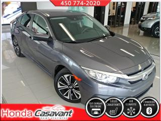 Used 2017 Honda Civic EXT,HONDA SENSING/APPLE CARPLAY/TOIT OUV for sale in St-Hyacinthe, QC