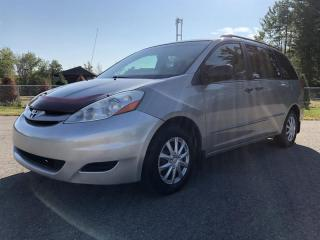 Used 2008 Toyota Sienna 5dr Van CE FWD (Natl) for sale in Terrebonne, QC