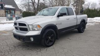 Used 2014 RAM 1500 AWD QUAD CAB 140.5 for sale in Terrebonne, QC