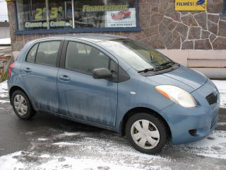Used 2007 Toyota Yaris LE for sale in Quebec, QC