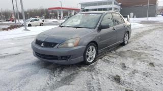Used 2006 Mitsubishi Lancer 4dr Sdn Ralliart for sale in Terrebonne, QC