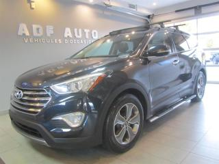 Used 2013 Hyundai Santa Fe XL CUIR 7 PASSAGERS for sale in Longueuil, QC