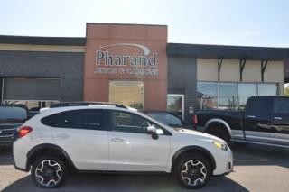 Used 2016 Subaru XV Crosstrek 2,0i avec groupe limited/2.0i groupe limited avec ensemble technologie for sale in Vaudreuil-Dorion, QC